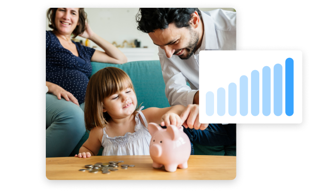 Simple Savings Screen